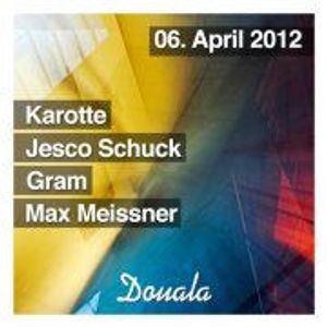 Max Meissner @ Douala RV, 06.04.2012 Part 1