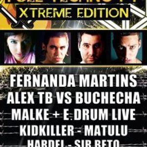 Matulu @ Fuel Techno Extreme Edition, Stressless  09-06-2012