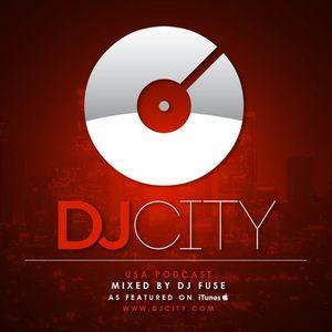 DJ Fuse - DJcity Podcast - 10/01/13