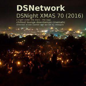 DSNight 70 XMAS Chillout Mix (2016)