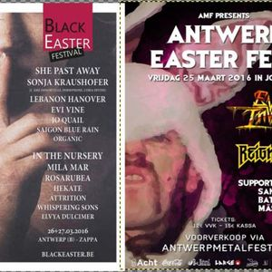 Dreams of Mad Children 24 Antwerp Easter Fest & Black Easter Fest