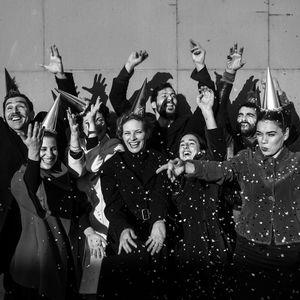 Η Λήδα Κουτσοδασκάλου και ο Θάνος Χρόνης στις Culturίστριες 5/3/2018