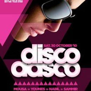 DISCO DASCO Mix (October 2010)