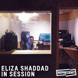 Eliza Shaddad on Reprezent 107.3FM