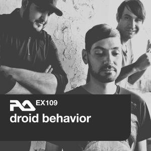 EX.109 Droid Behavior - 2012.08.24