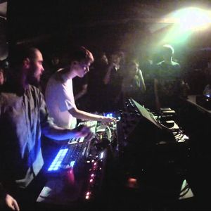 Karenn live in the Boiler Room London 2012