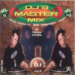 Rave Master Mixers Vol.10_DJ Stephanovitch