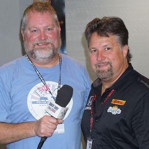 Michael Andretti Remembers Carl Haas - 071016