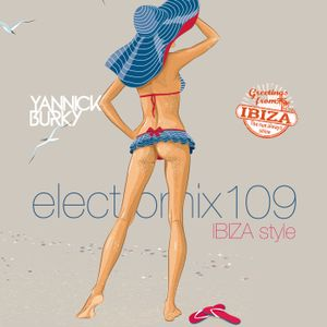 electromix 109 - Ibiza sea and sun