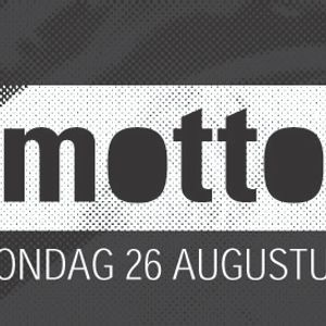 Electroset at Motto in Pand 14 Amsterdam 26-08-2012