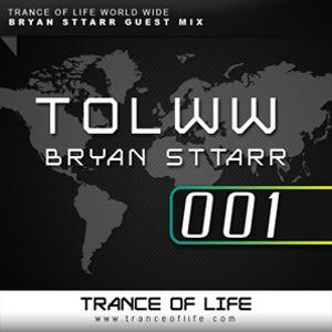Bryan Sttarr Guest Mix @ Trance Of Life By FFER (Venezuela)