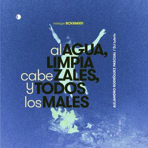 Al agua limpiacabezales y todos los males. Backroomix 001 por Alejandro Rodríguez P. / DJ Lubrix