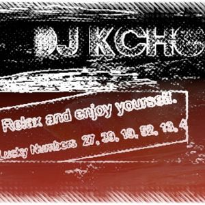 Dj_Kcho_2012_Relax & Enjoy yourself