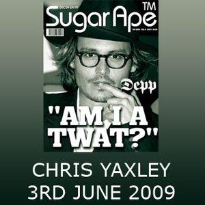 Chris Yaxley-SugaR ape