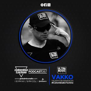 Vakko @Colombia Techno Podcast 067 (Talento de Manizales)