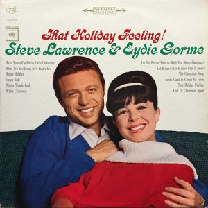 Steve Lawrence & Eydie Gorme / That Holiday Feeling!     1964