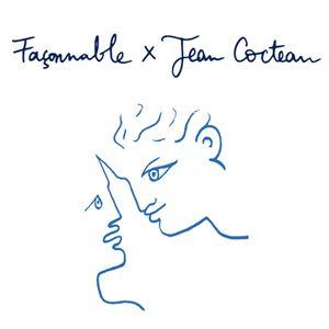 Faconnable meets Cocteau