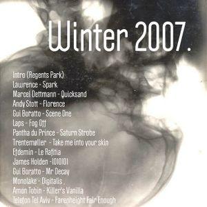 Winter Techno mix - ( dial / kompakt / BPitch / Modern Love etc. )