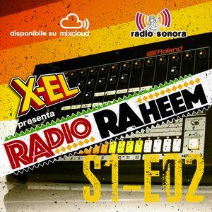 Radio Raheem S1-E02 TR-808 & Electro Rap (6 Aprile 2017)