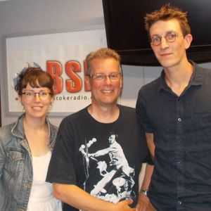 Clive talks to Caitlin & Tom about the Community Art Project 'Cultivate' - 29th June 2015