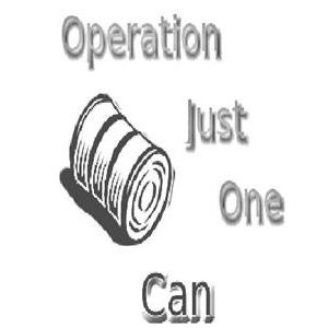 Operation Just One Can founder Tony Marren Speaks of Hunger