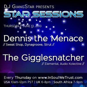 Dennis the Menace- Star Sessions June 2013