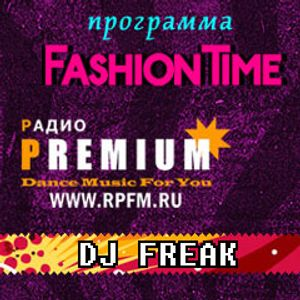 DJ Freak - Weekly Fashion House Podcast #1 - 19.10.2010
