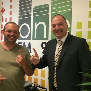 One FM 94.0 - Ian Ward chats to Shadow Minister of Tourism James Vos 08112016