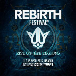 Puresang @ Rebirth Festival 2015 Warm Up