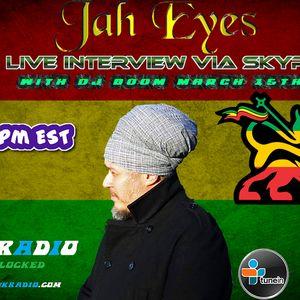 Dj Boom Rockers Show KDLR RADIO Interview With Jah Eyes