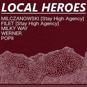 LOCAL HEROES - Belfast - 5.04.2015 - MILKY WAY Live Set