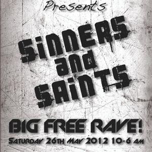 Rj's Sinners & Saints Promo Mix