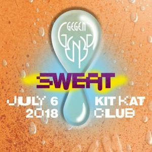 Karina Qanir DJ-Set 2018-07-06 @ GEGEN Sweat (Techno)