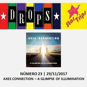 Drops Star Trips - Edição 23.1 (com errata) - Apresentando a banda Axes Connection