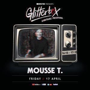 Glitterbox Virtual Festival - Mousse T.