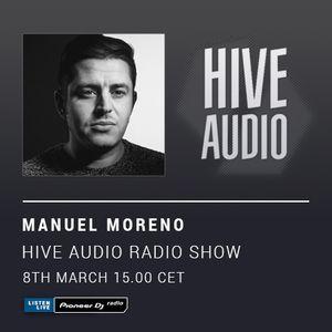 Hive Audio #022 - Manuel Moreno