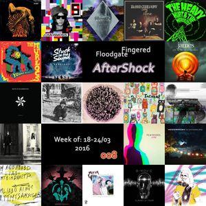 Fingered Floodgate Aftershock 008: 2016-March-IV