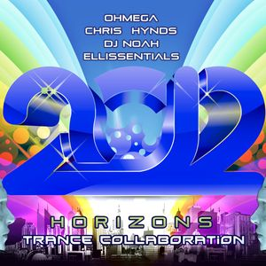 DJF Trance Collaboration 2012 - Horizons - 2 hours / 4 DJ's