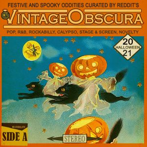 Vintage Obscura Halloween 2021 -- Side A