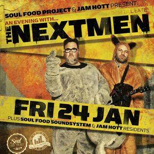 DJ Mylz - Jam Hott 'The Nextmen' Promo Mix