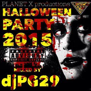 HALLOWEEN 2015 mixed by DJPG29