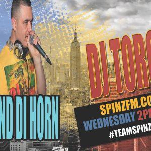 DJ TORO SOUND DI HORN - WEDNESDAYS 2PM - 4PM EST