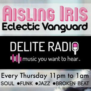 Aisling Iris Eclectic Vanguard on Delite radio 15-02-18