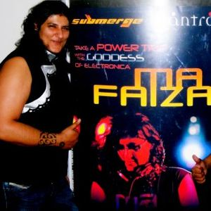 Ma Faiza live @ AQUA - Delhi 28th April 2010