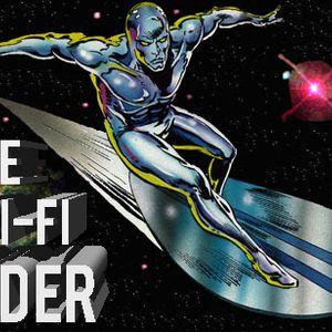 Sir Aiva aka The Sci-Fi Rider Live mix @ Sardinha de papel anniversary
