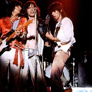 French radio (RTL), 29 May, 1976, interview with Mick Jagger, Ron Wood & Keith Richards