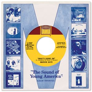 "MOTOWN STORY ""The Sound of Young America"""