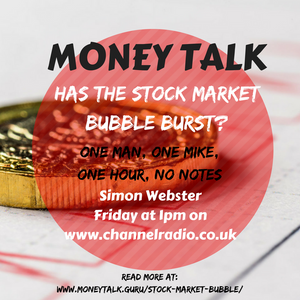 Has the Stock Market Bubble Burst?