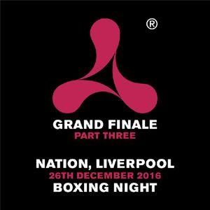 Danny Rampling @ Cream - Nation, Liverpool, Boxing Night 26th Dec 2015