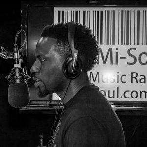 Shaq D / Mi-Soul Radio / Fri 12pm - 2pm / 25-03-2016